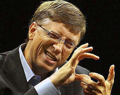 Билл Гейтс уже не прав