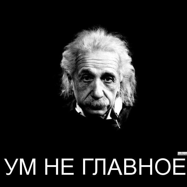 Бизнес учится у Эйнштейна…
